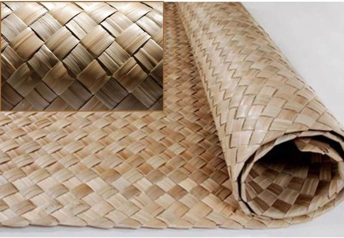 Lauhala Weave Matting Roll  3 x 6 Commercial Grade Great for 1147x796