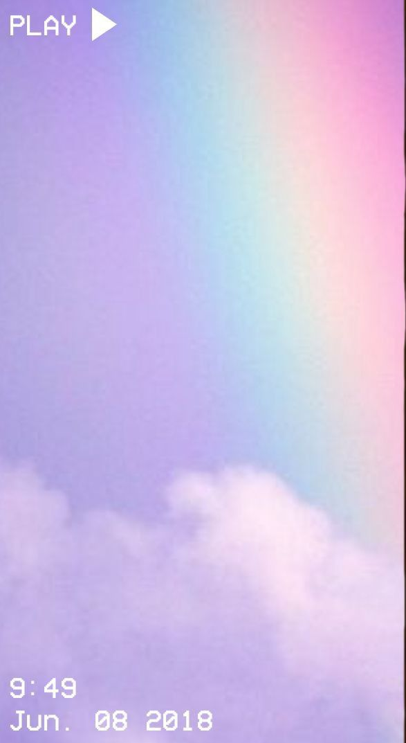 Pin by on Art in 2019 Rainbow wallpaper Pastel 587x1073