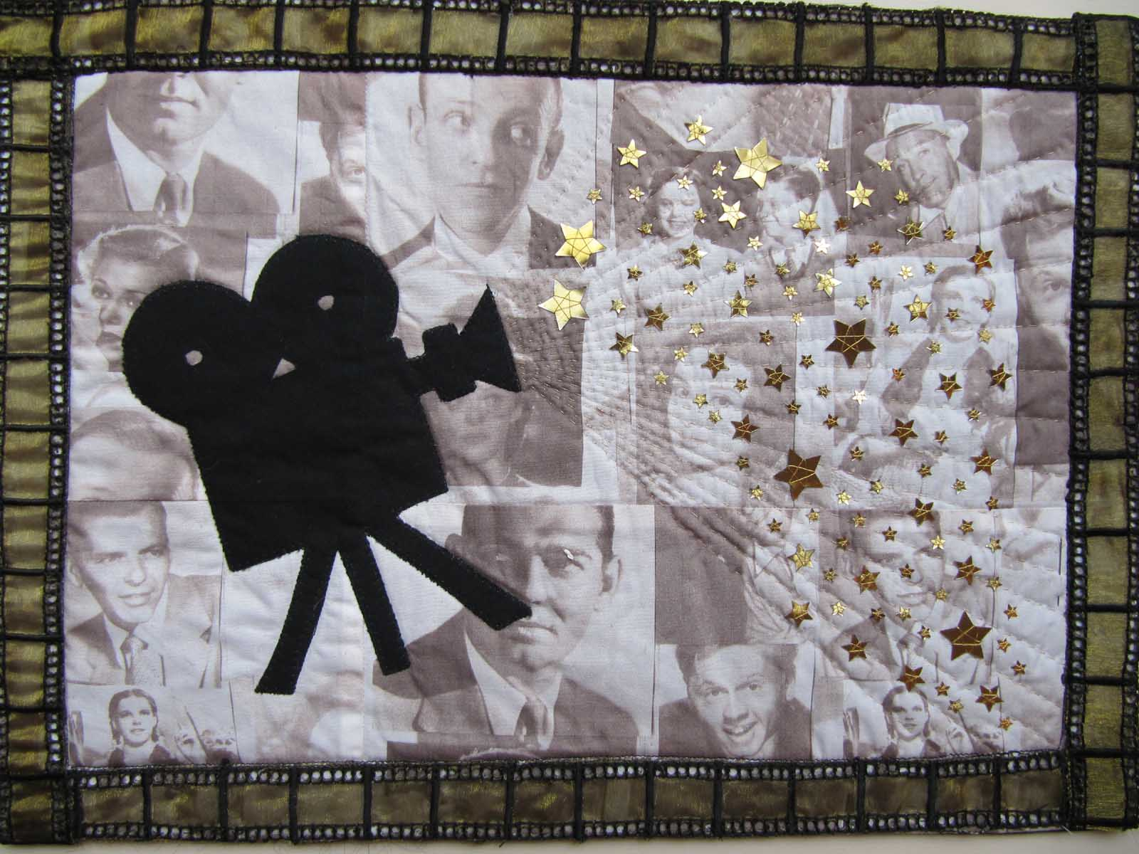 Film Reel Wallpaper Border And A Strip 1600x1200