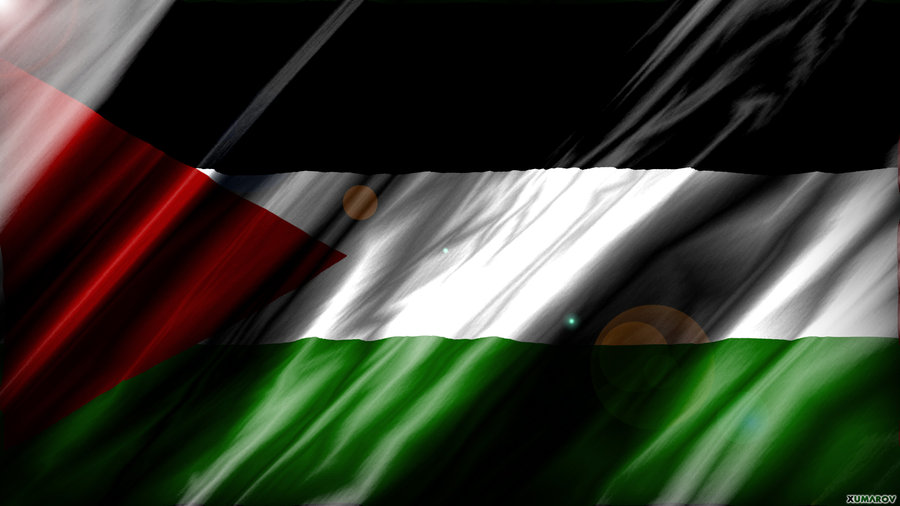 Palestine HD Flag by Xumarov 900x506
