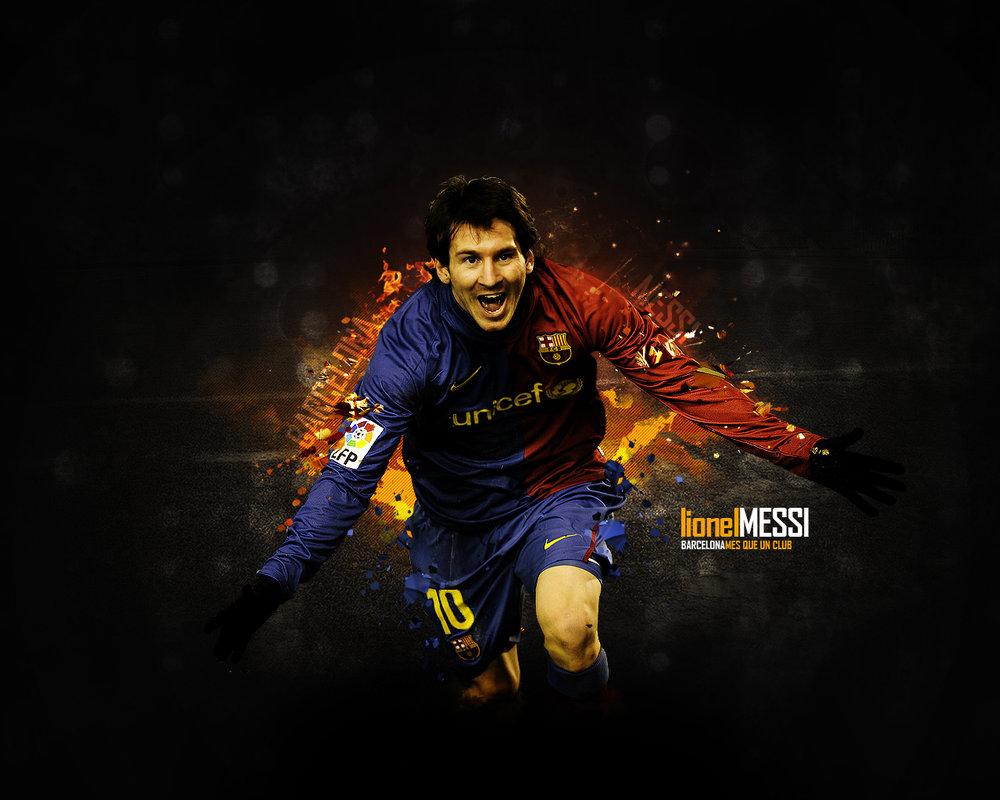 Messi wallpaper by eLdIn94 1000x800