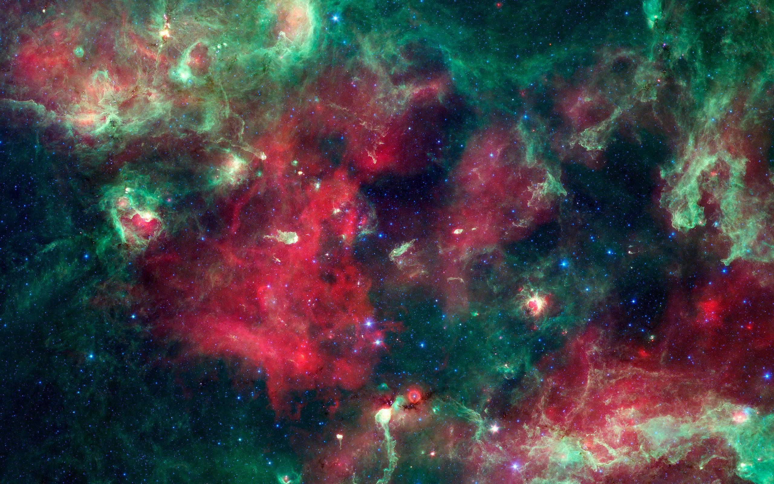 Nebula Backgrounds 2560x1600