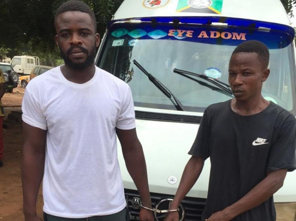 Police allegedly torture trotro driver mate likely to get 990x738
