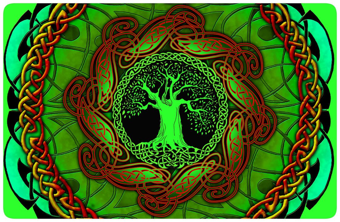 Celtic Pagan Wallpaper Wallpapersafari