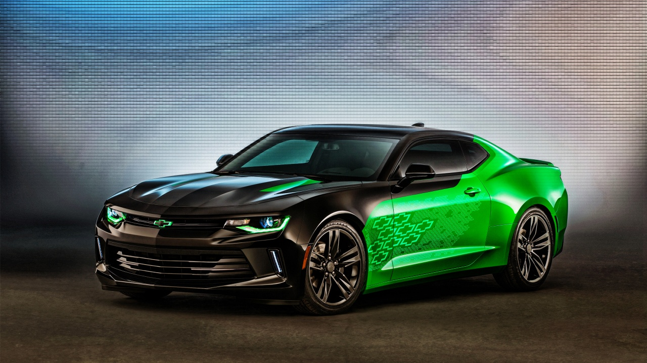 2016 Chevy Camaro Wallpaper HD Car Wallpapers 1280x720