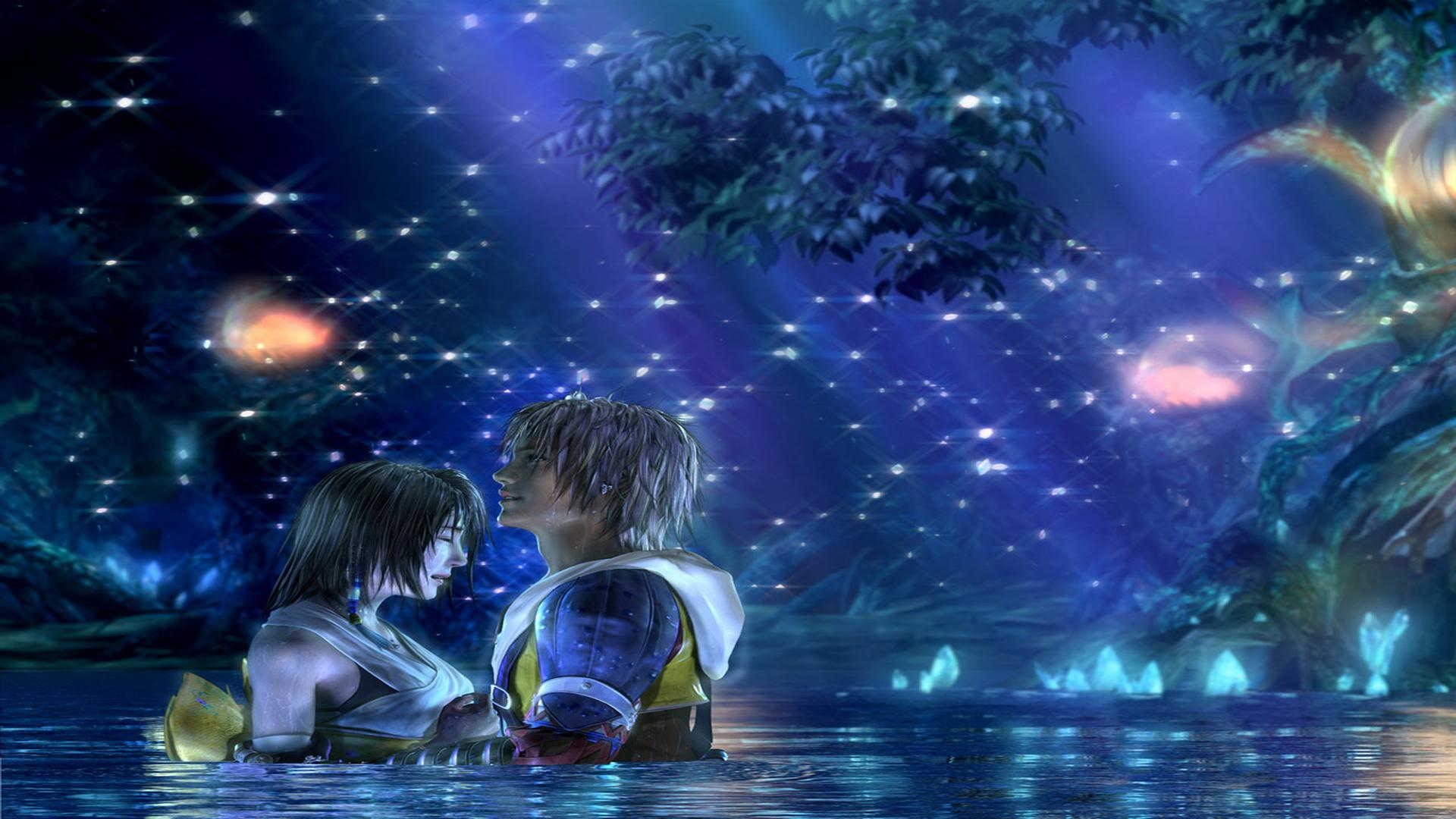 Final Fantasy X Wallpapers Hd 77 Images: Final Fantasy 10 HD Wallpaper