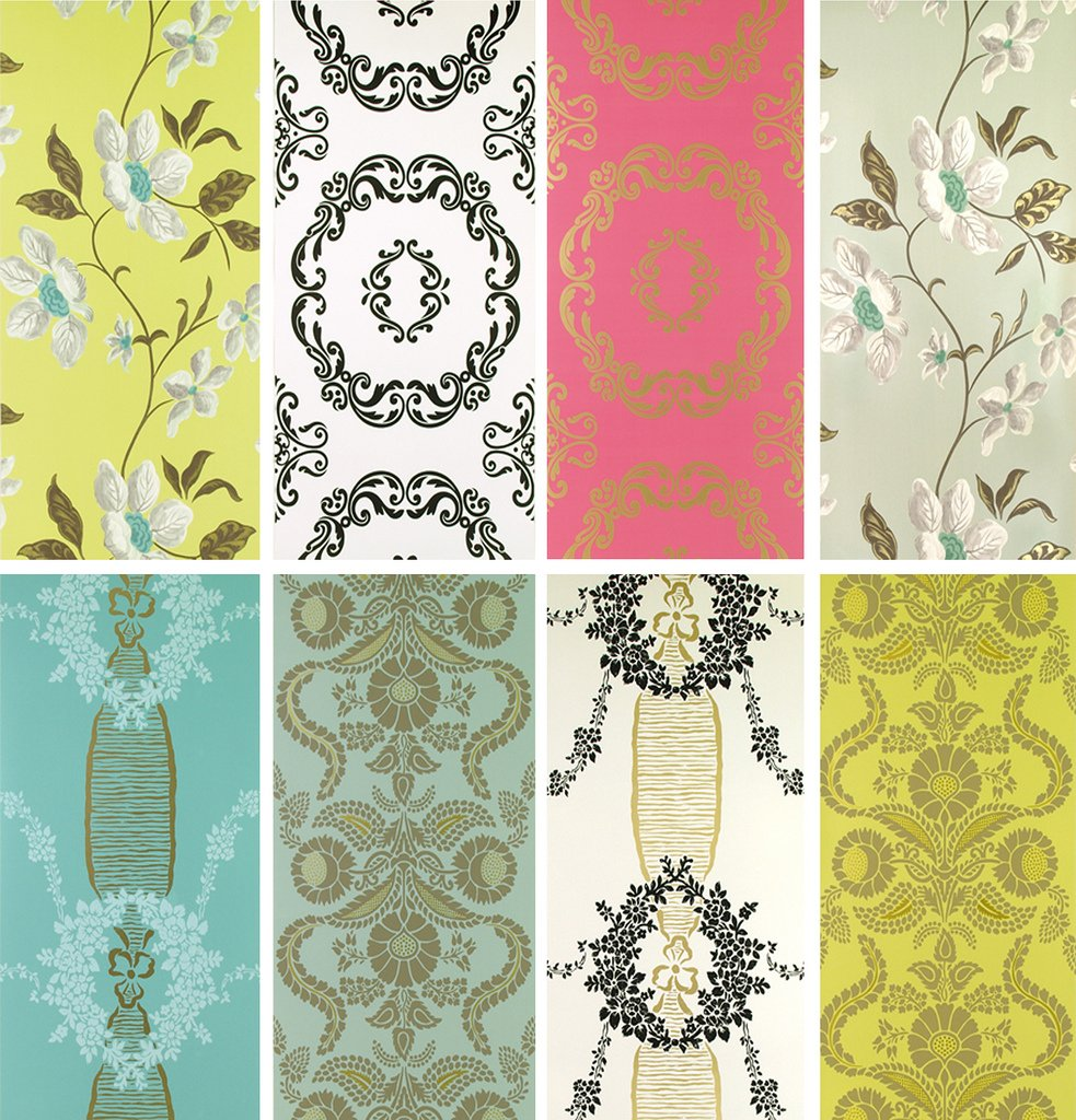 Free Download Designers Guild New Fabrics Wallpapers Decor8