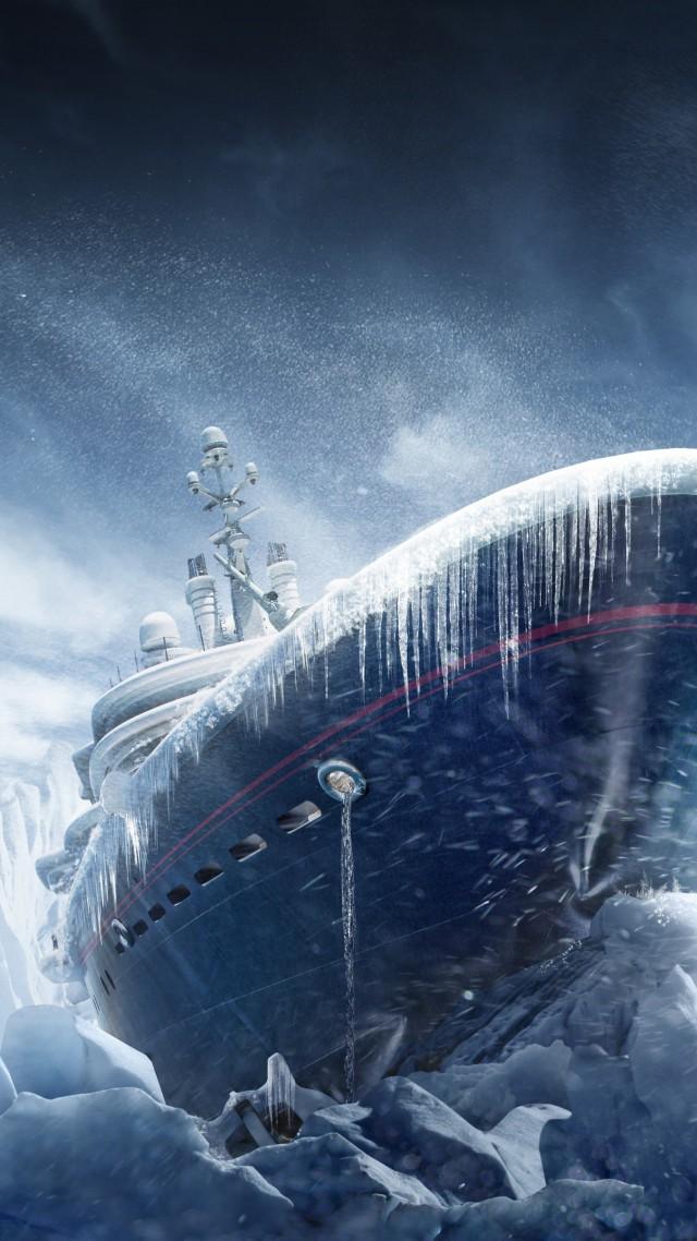 Wallpaper Tom Clancys Rainbow Six Siege operation black ice 640x1138