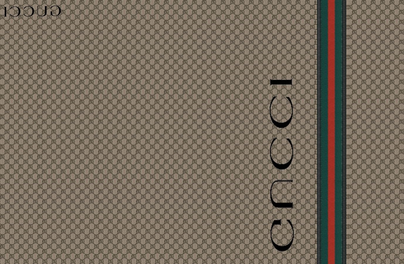 Gucci Logo Wallpaper 1377x900