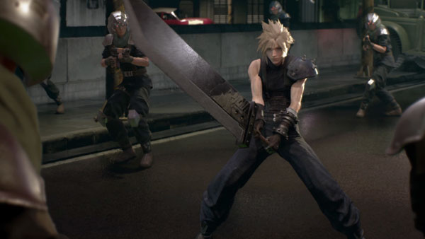 image Final Fantasy 7 Remake PC Android iPhone and iPad Wallpapers 600x338