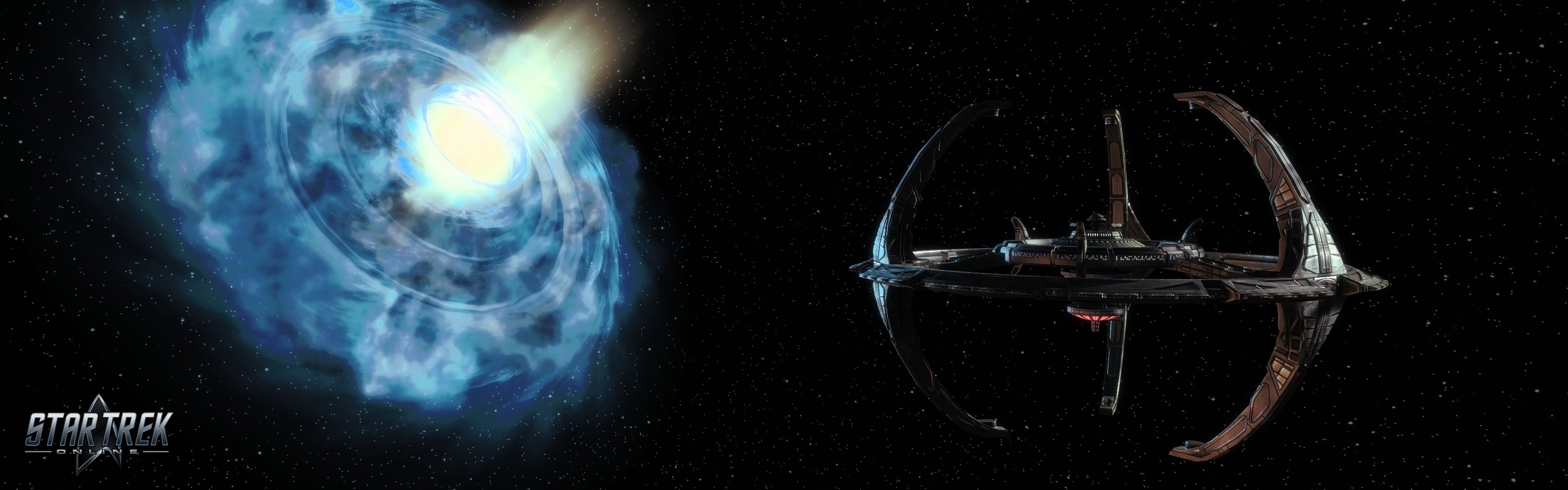 star trek dual screen wallpaper - wallpapersafari