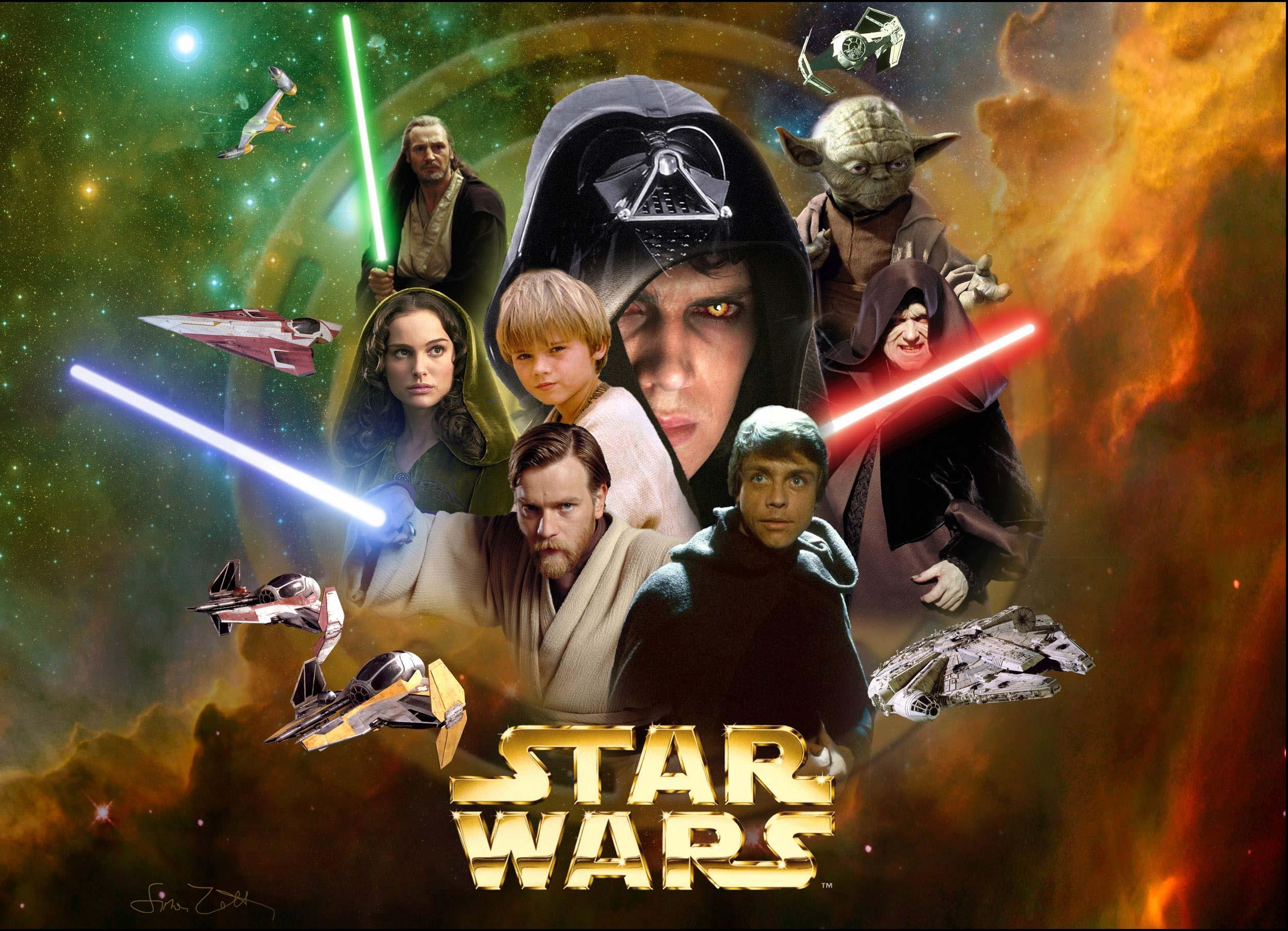 Star Wars Wallpaper 2500x1808