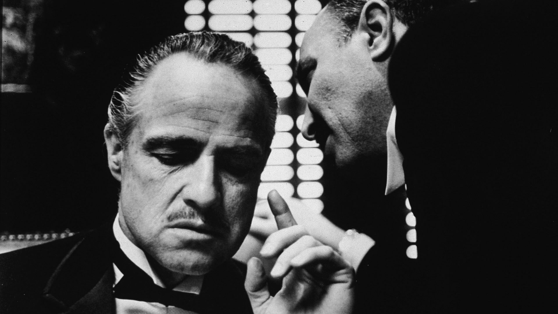 Marlon Brando as Vito Corleone in The Godfather   Epic Wallpapers 1920x1080