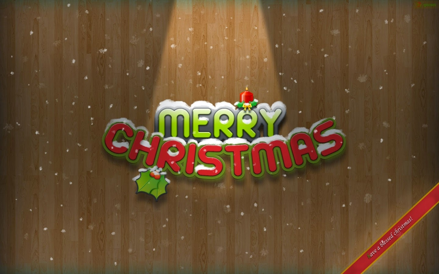 Cute Merry Christmas background Full HD 1080p Wallpapers 1440x900