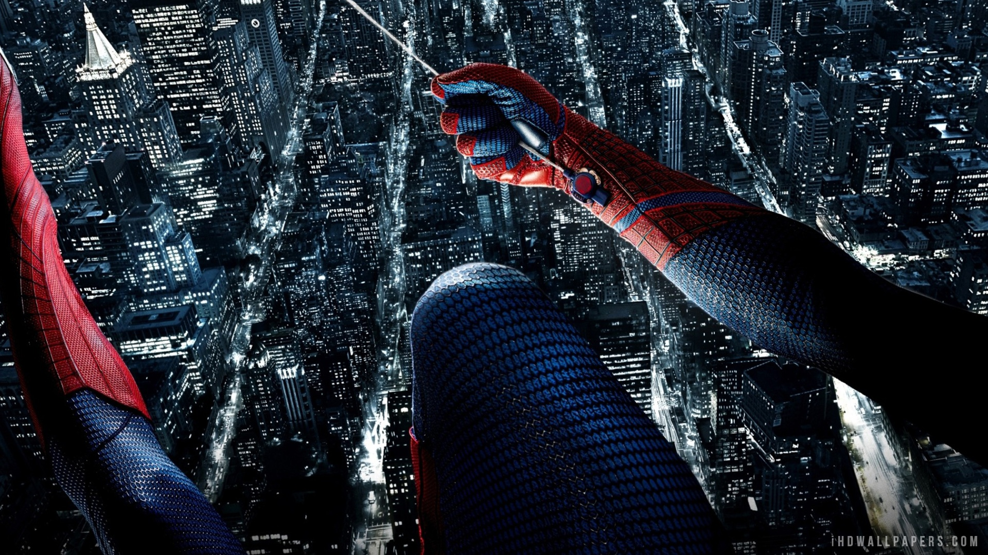 Amazing Spider Man New York City WallpaperBackground in 1920x1080 HD 1920x1080
