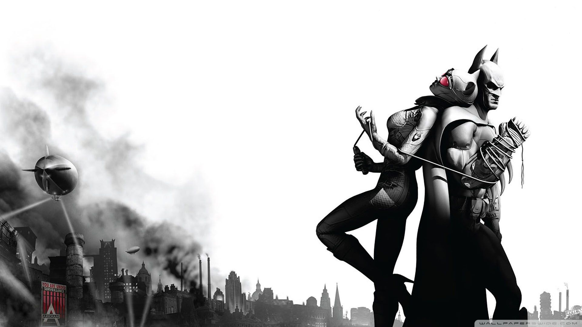 wallpapers HD 1920x1080 batman arkham city   Taringa 1920x1080