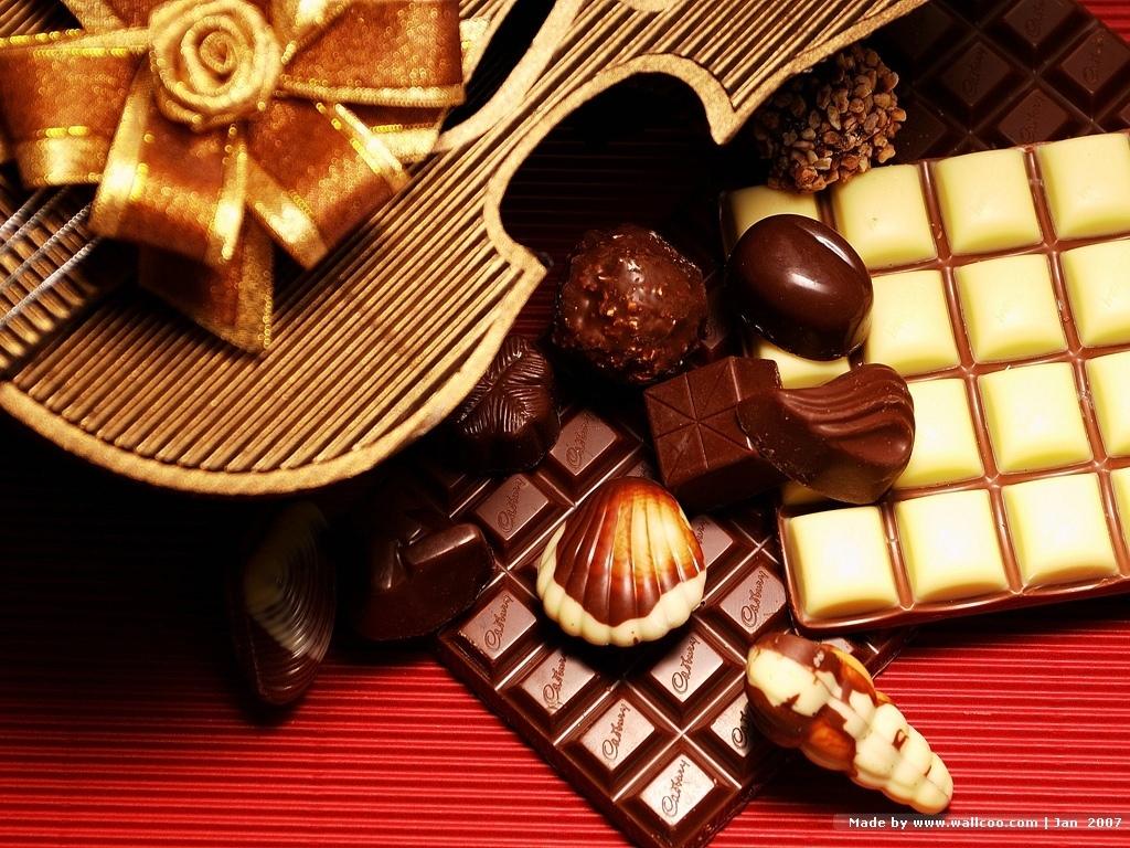 Chocolate Chocolate 1024x768