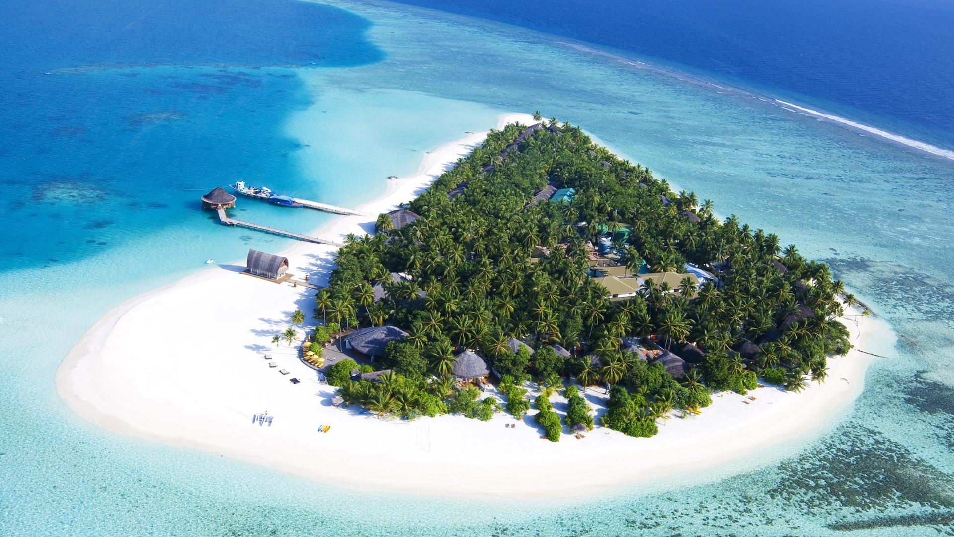Exotic island wallpaper   1287743 1920x1080