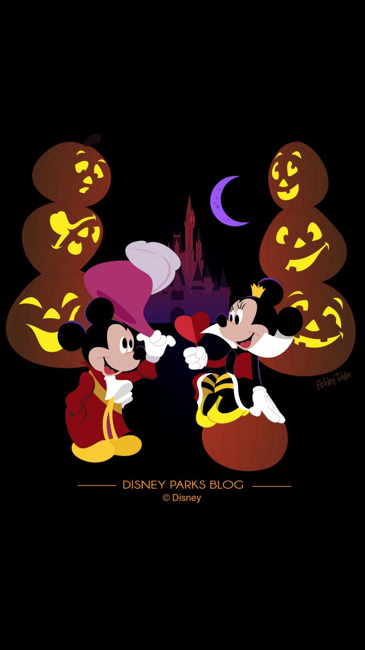Mickey and Minnie Celebrate Mickeys Not So Scary Halloween Party 750x1334