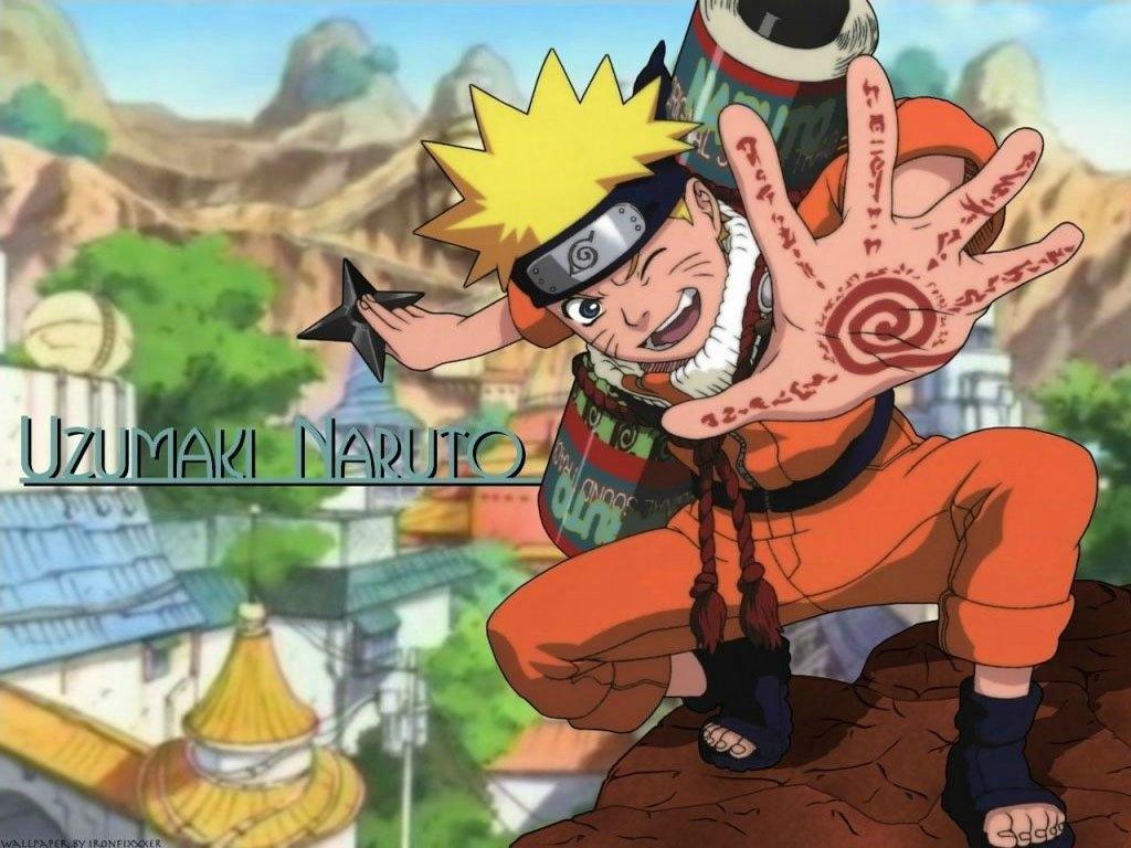 Naruto Uzumaki Wallpaper Related Keywords Suggestions   Naruto 1024x768