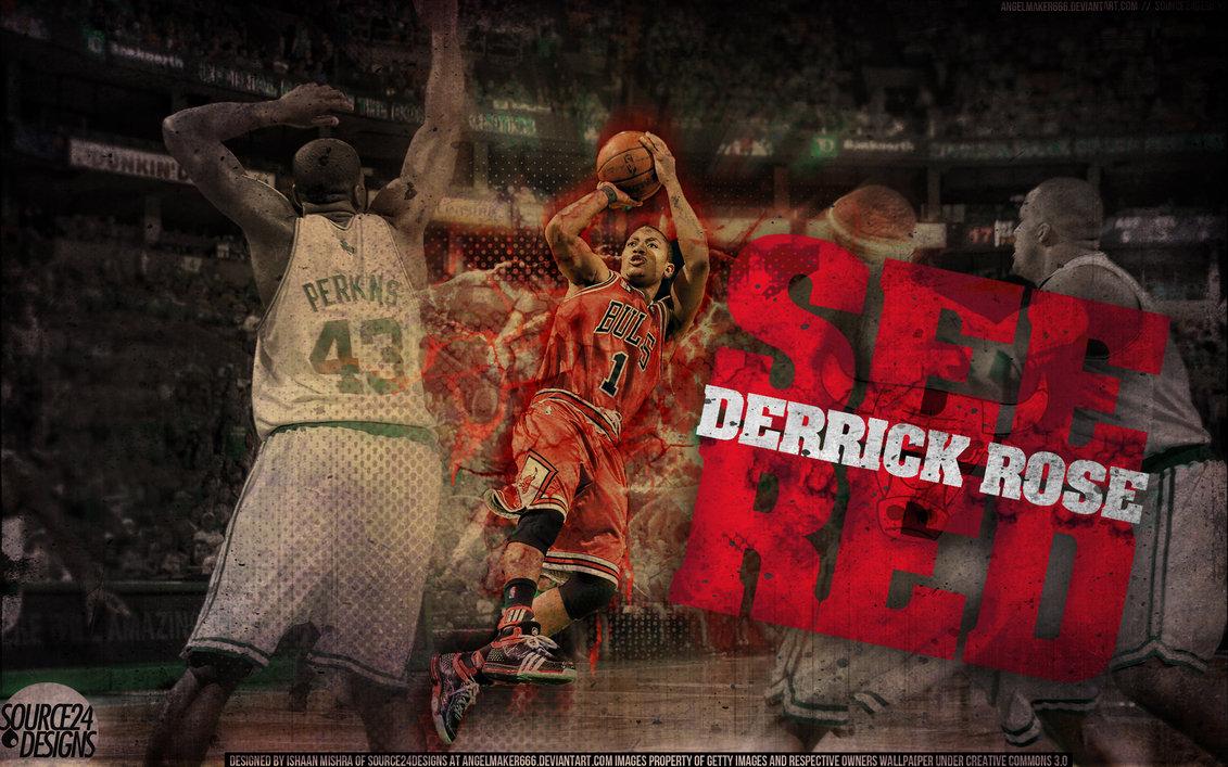 Derrick Rose MVP Wallpaper by IshaanMishra 1131x707