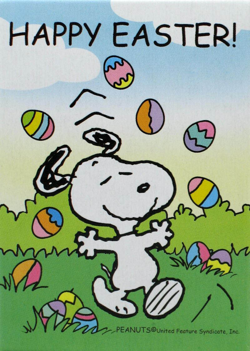50] Snoopy Easter Wallpaper on WallpaperSafari 800x1122