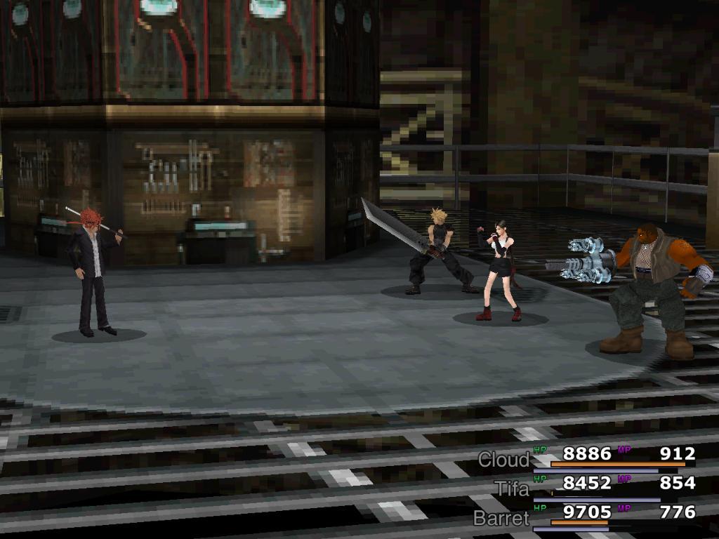Final Fantasy VII   UltraHD Fan Made Remake Mod By Jinkazama2k7 1024x768