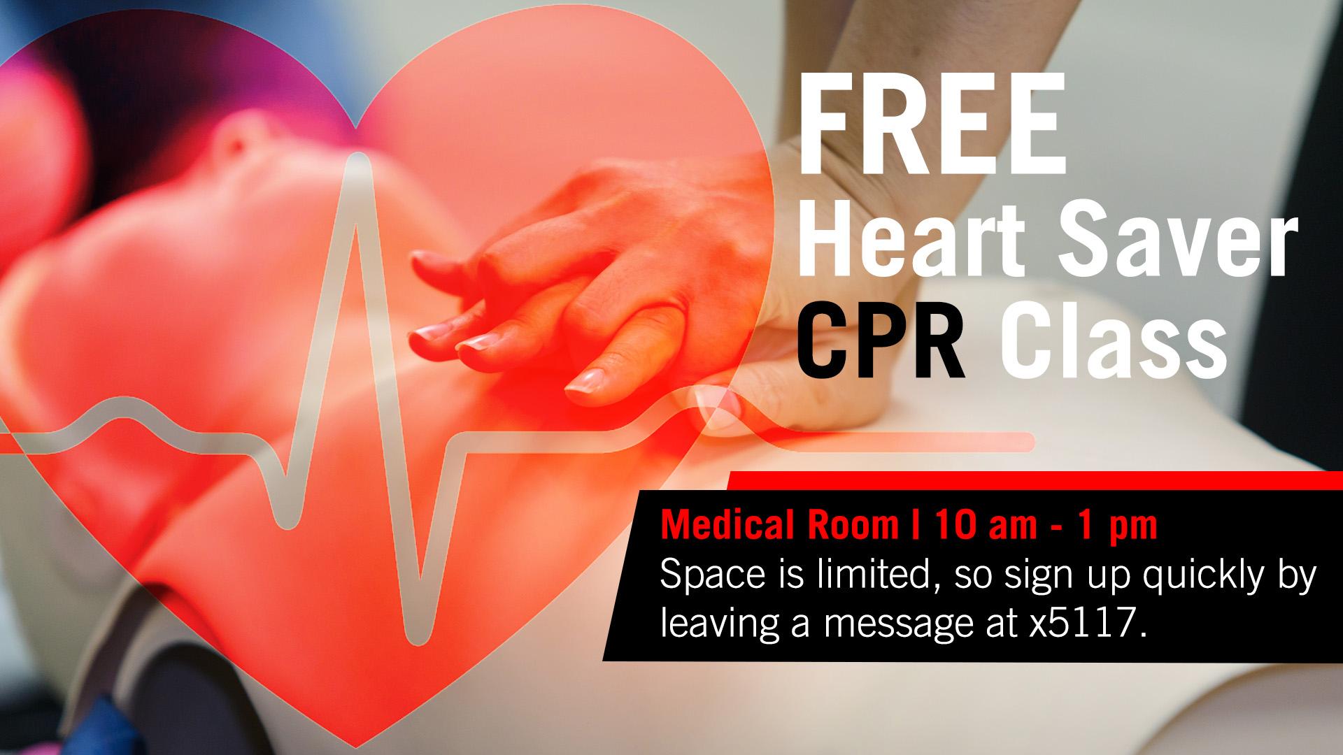 Heart Saver CPR Class Oak Cliff Bible Fellowship 1920x1080