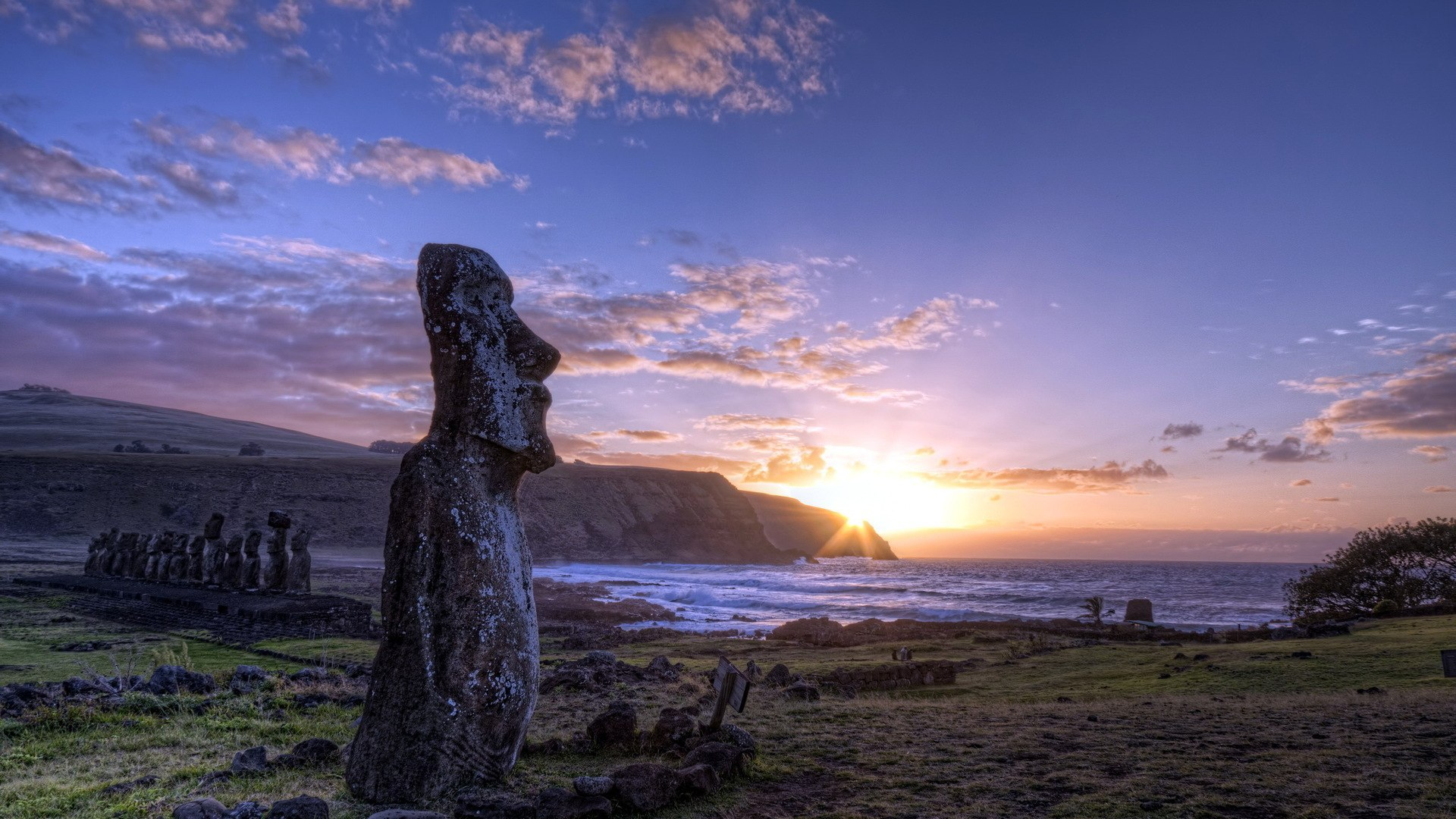 Easter Island Chile wallpapers and images   wallpapers 1920x1080