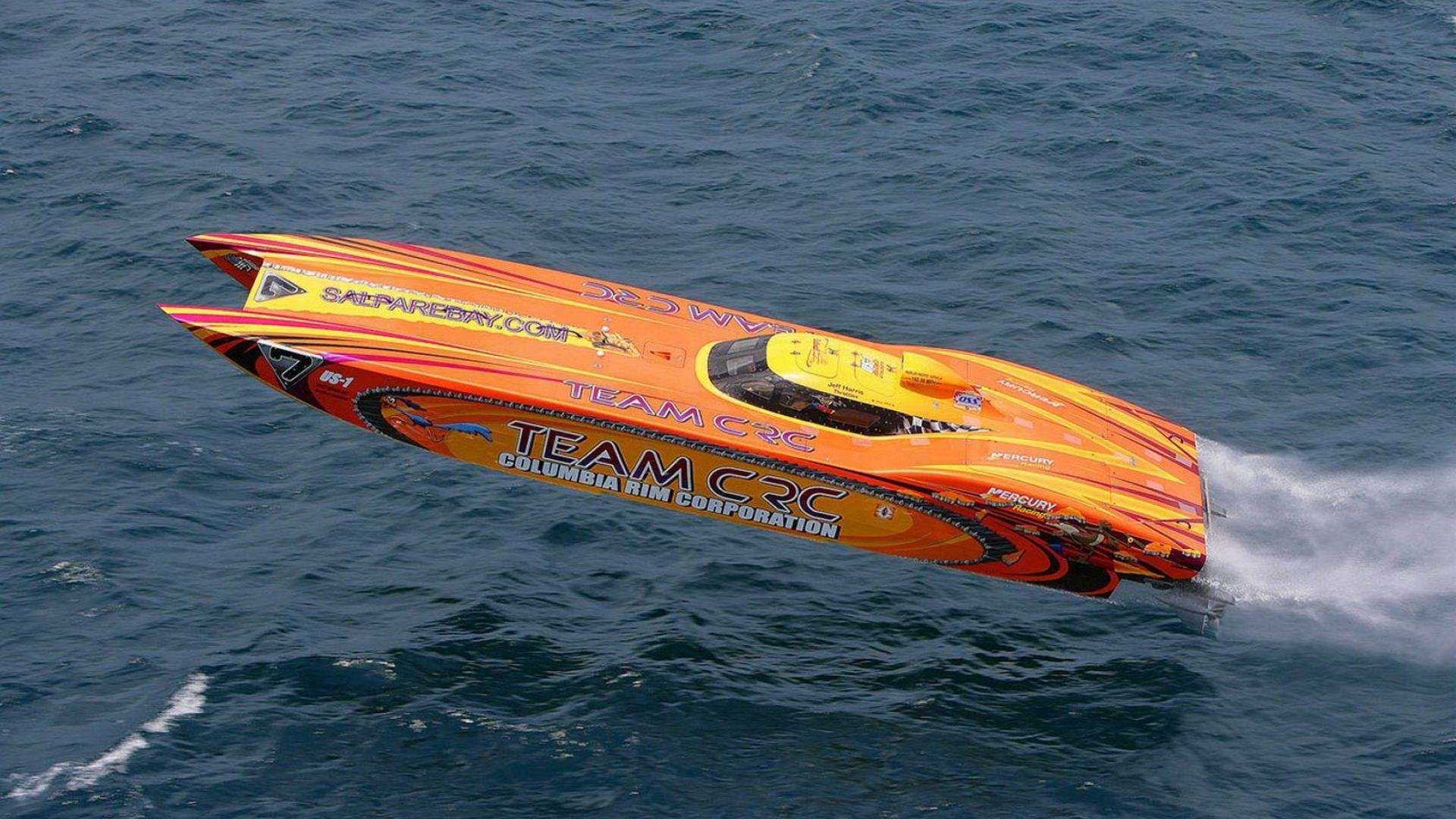 superboat custom cigarette offshore race racing wallpaper background 1920x1080