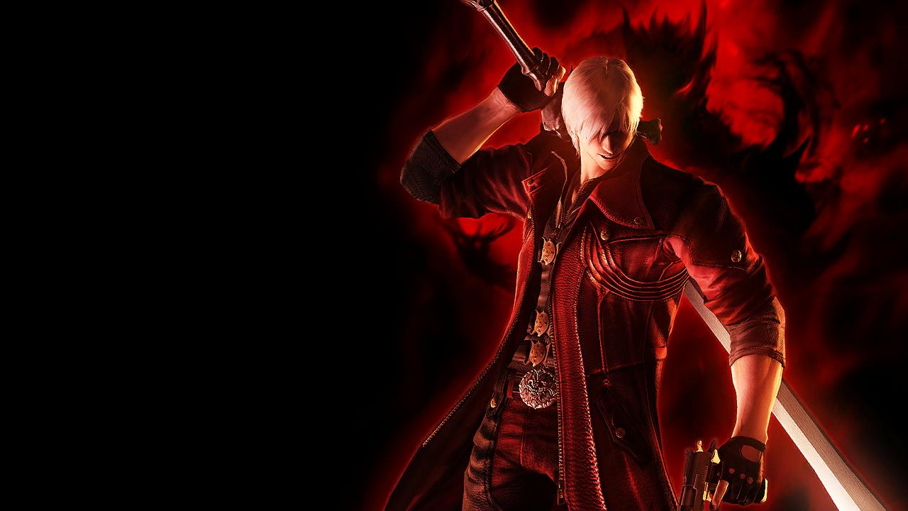 Free Download Devil May Cry 4 Wallpaper Dante By