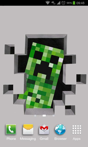 BEST Wallpapers for Minecraft   Android Apps Games on Brothersoft 307x512