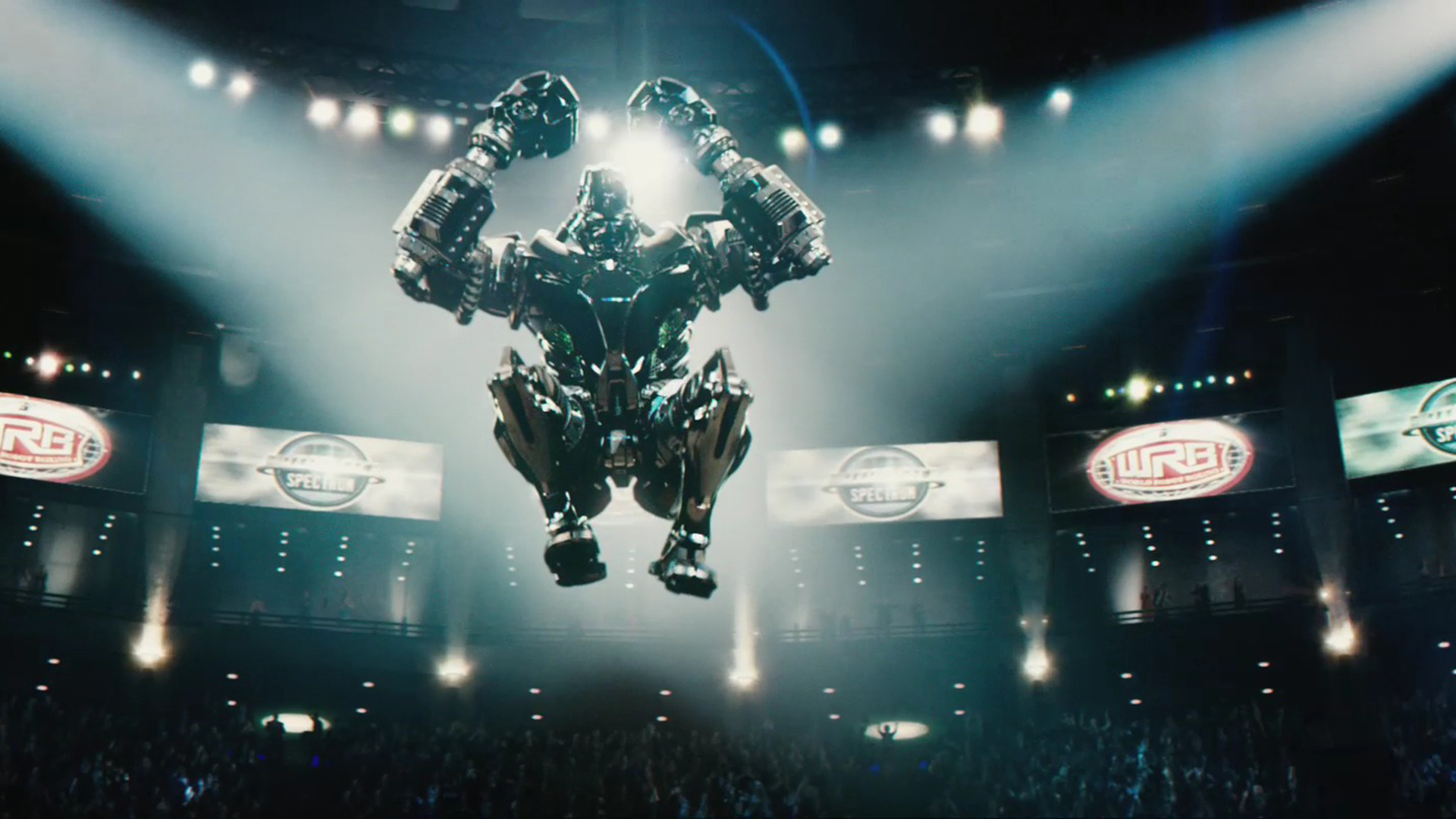 Real steel is real good 1920x1080