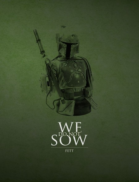 Game of Clones   Boba Fett Wallpaper by TelephoneWallpapercom 450x590