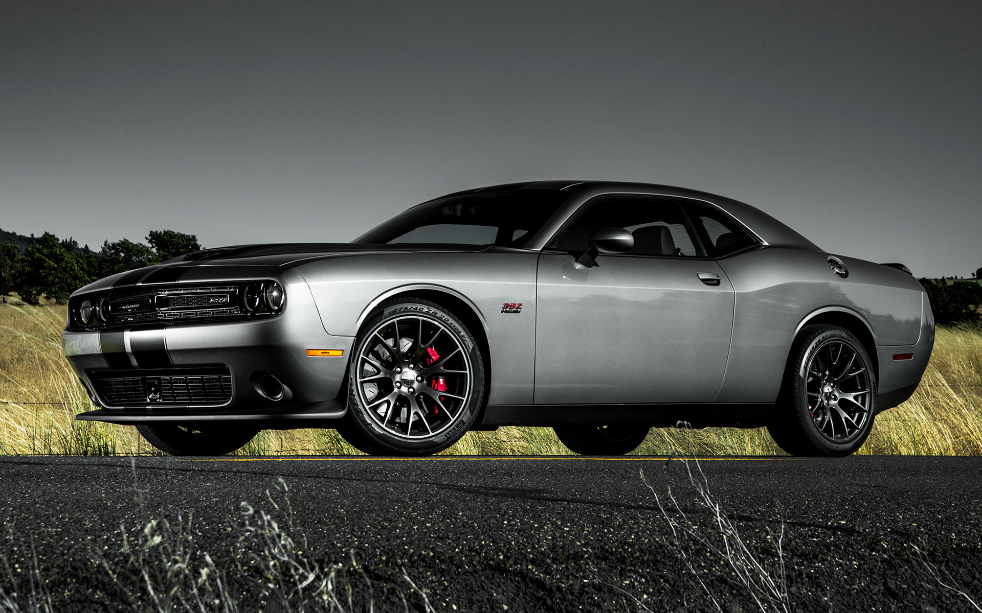 Dodge Challenger SRT 392 2015 Wallpapers and HD Images 1920x1200