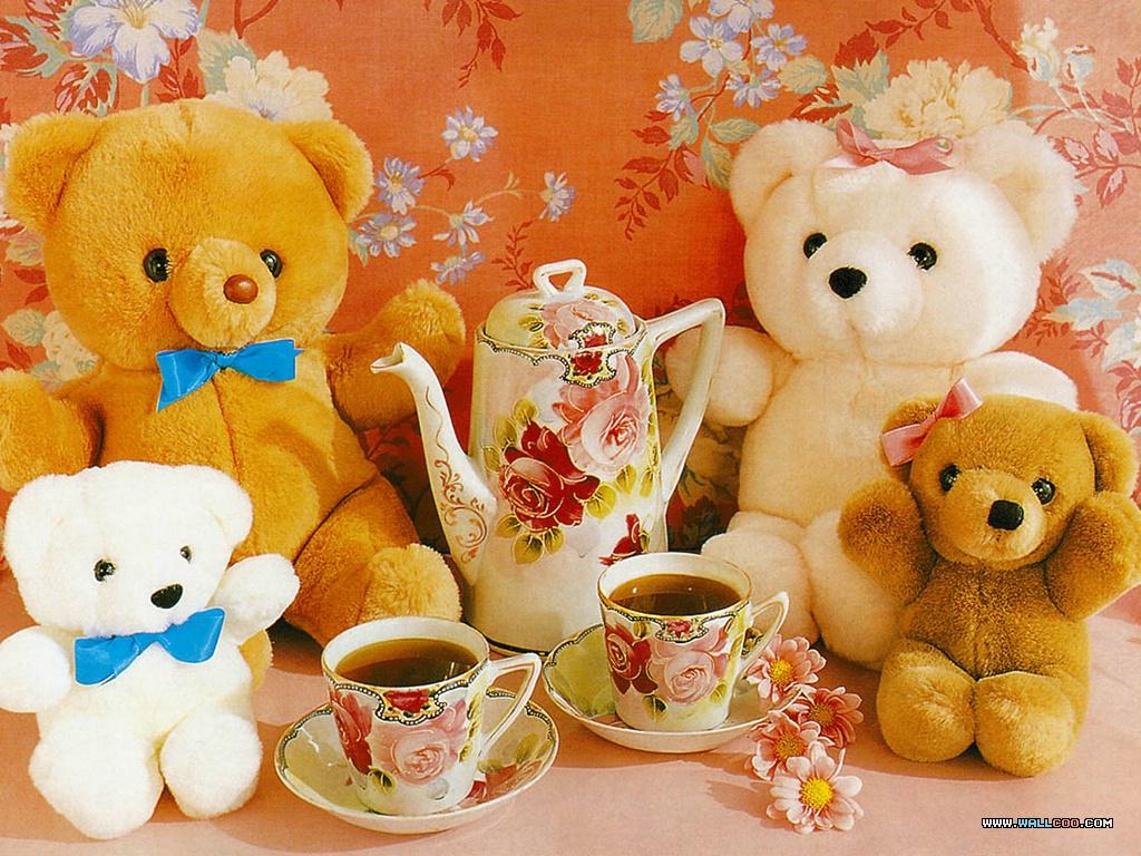 Teddy Bear Wallpaper Free