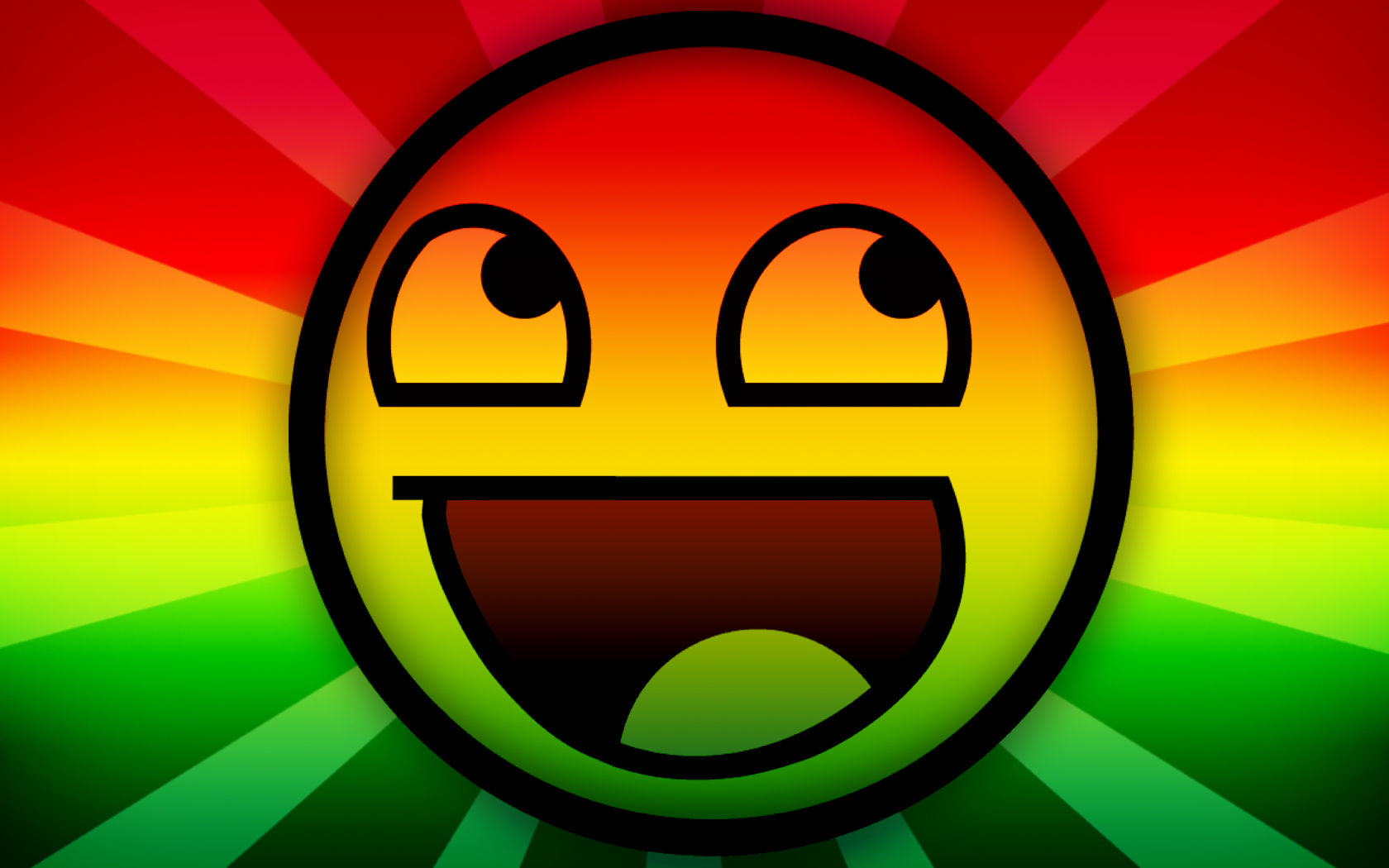 Image   35519] Awesome Face Epic Smiley Know Your Meme 1680x1050
