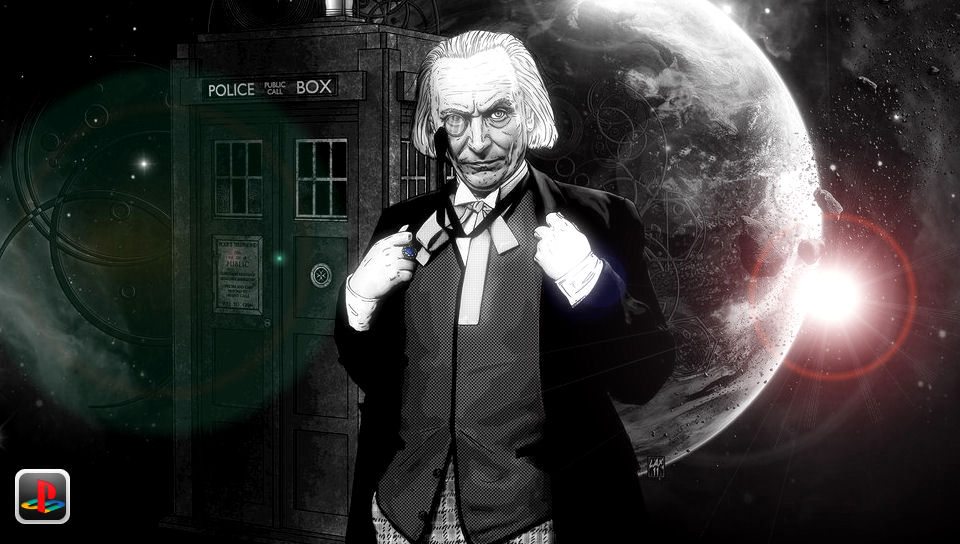 Doctor Who First Doctor PS Vita Wallpapers   PS Vita Themes and 960x544