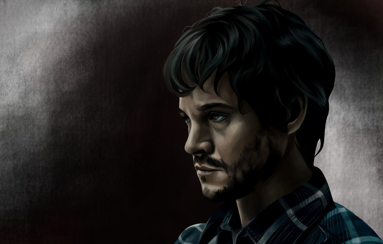 Wallpaper the series art Will Graham Hannibal Hannibal NBC 1332x850