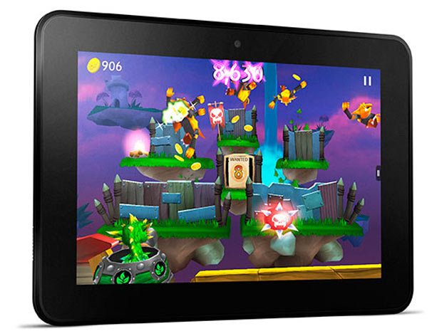 Amazon Kindle Fire HD 2013 review   CNET   HD Wallpapers 620x465