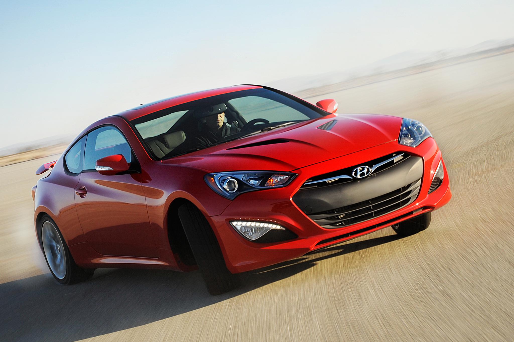 Hyundai Genesis Coupe   image 87 2048x1365
