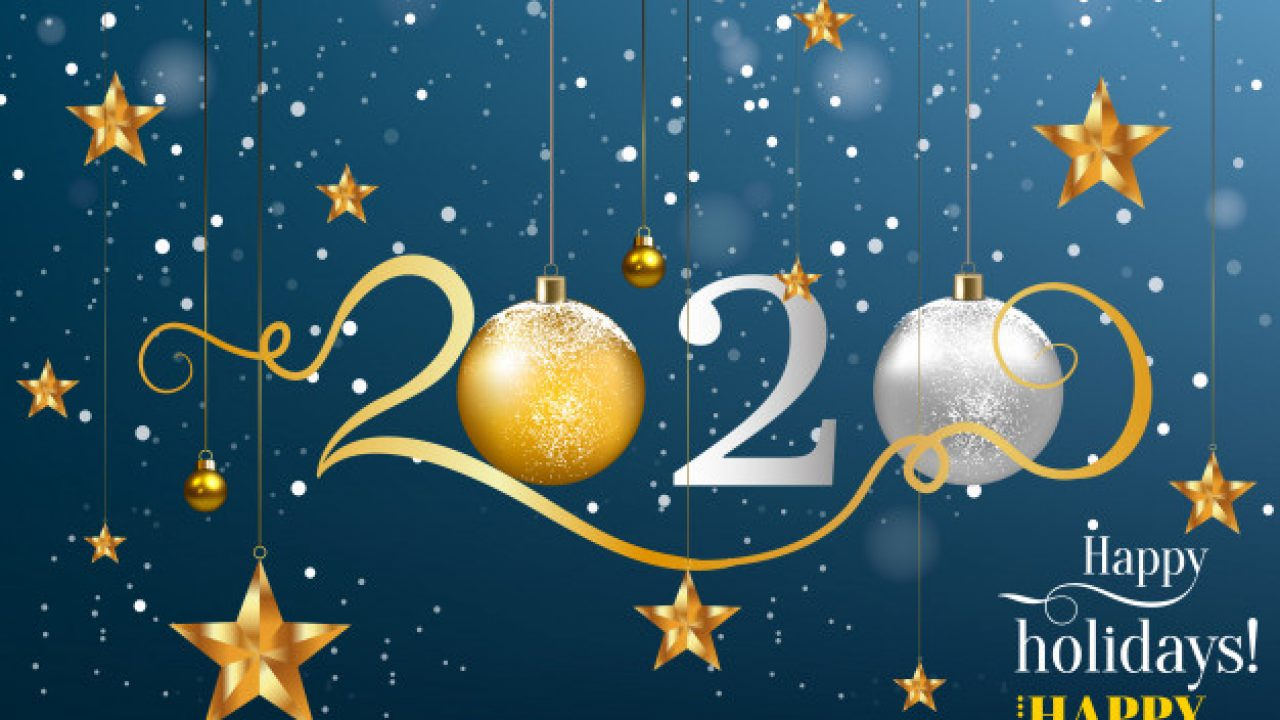 Download Happy New Year 2020 Wallpapers for iPhone TechBeasts 1280x720
