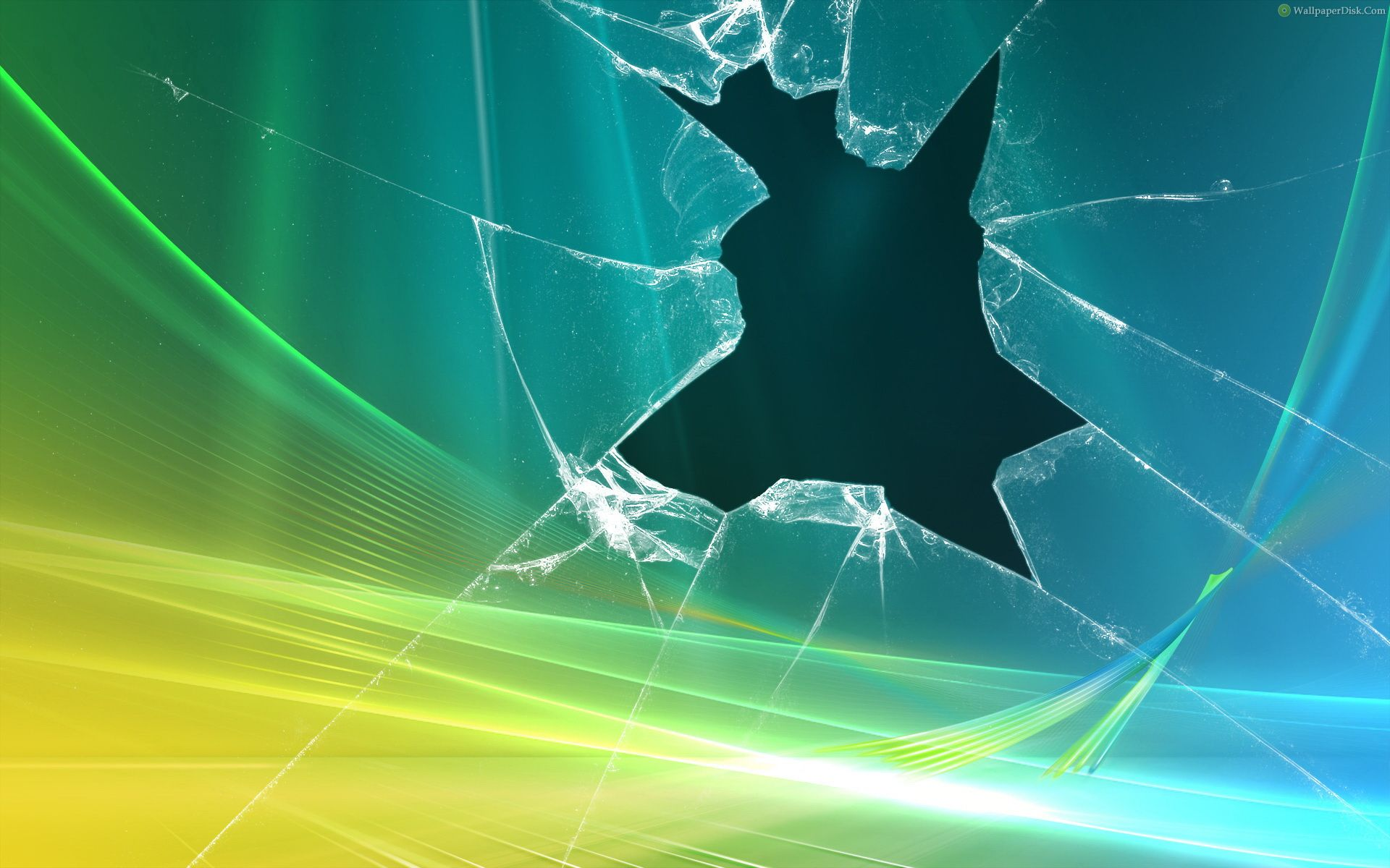 screen wallpaper broken background artistic desktop crystal designs 1920x1200