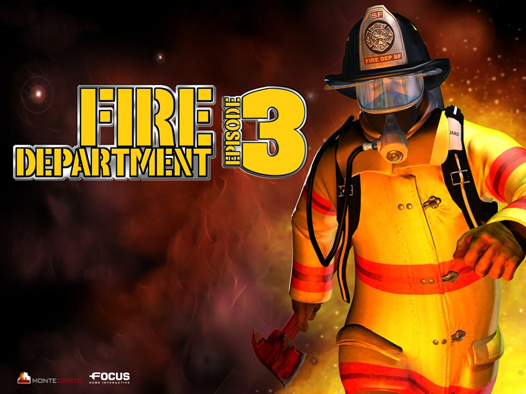 Fire Department 3   wallpaper for the game wallpapers 1024x768