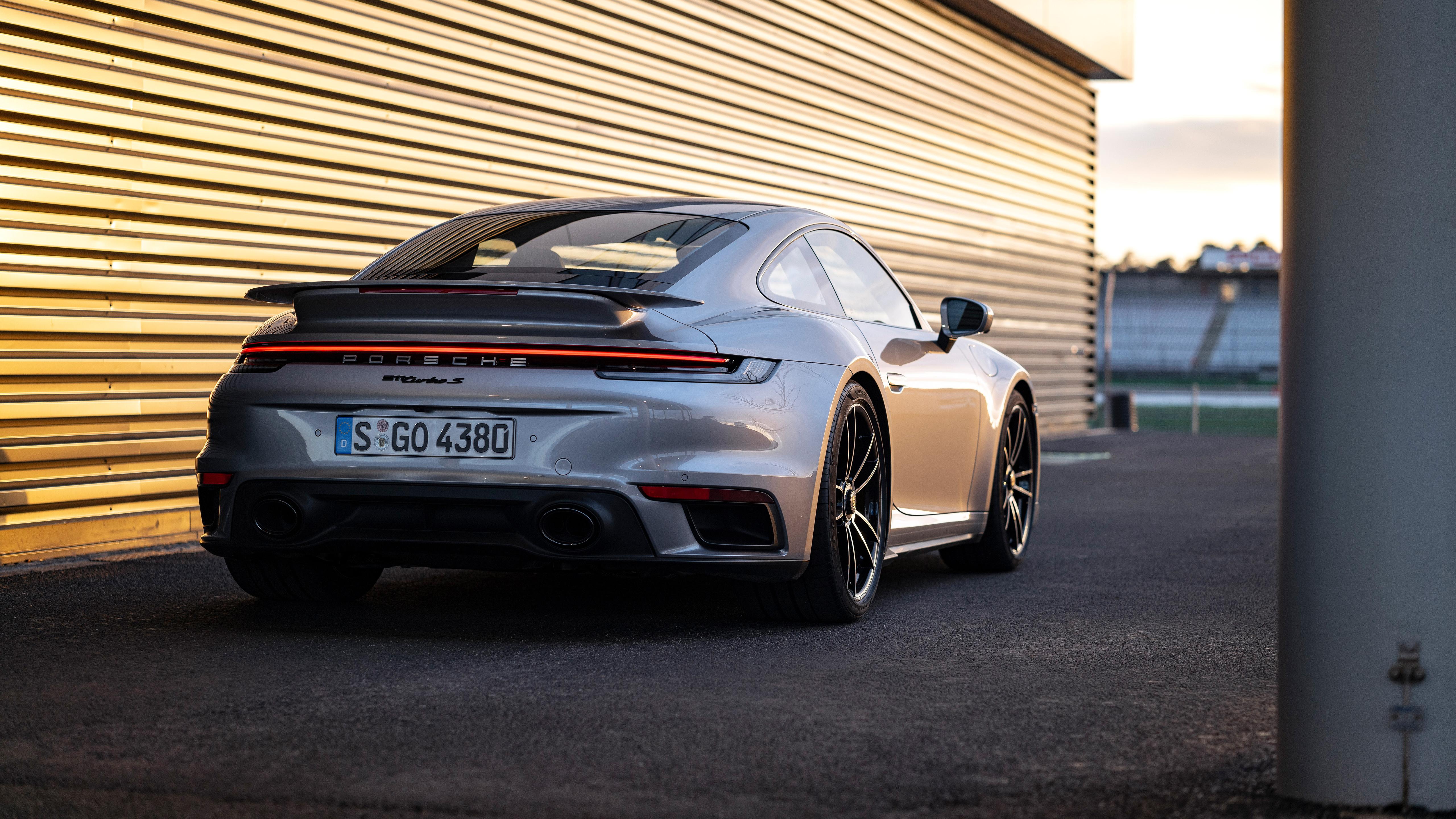 Porsche 911 Turbo S 2020 5K 2 Wallpaper HD Car Wallpapers ID 5120x2880