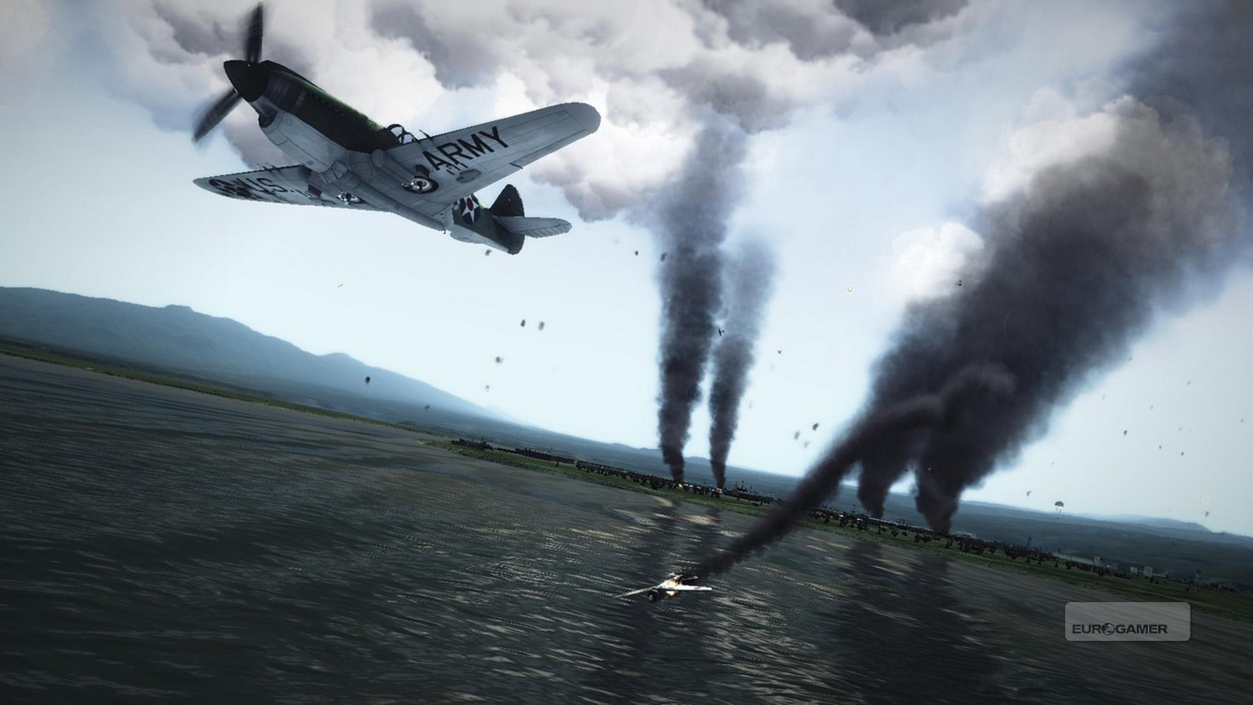 Aircraft war games pc 71