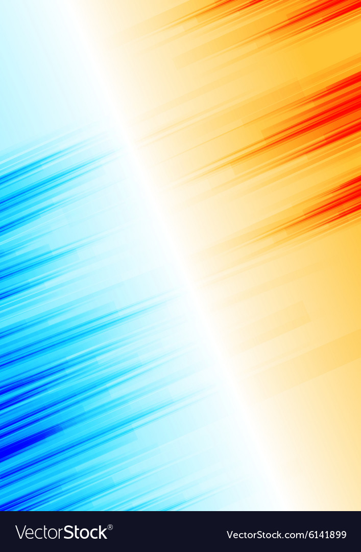 Orange and blue abstract grunge stripes background 707x1080