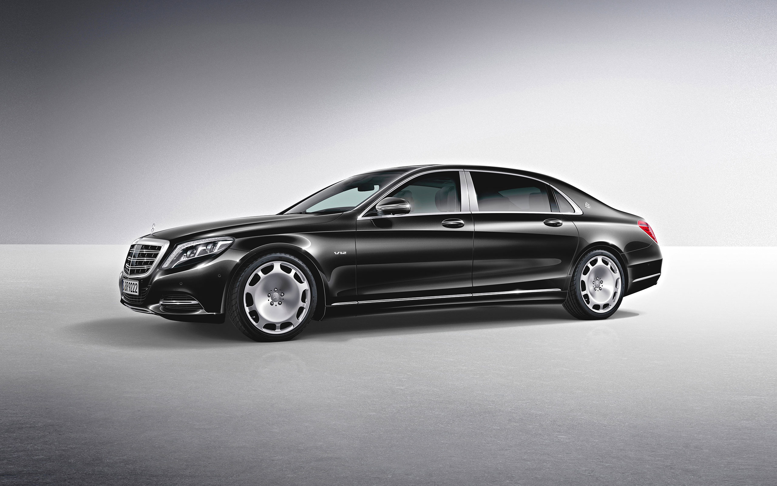 Mercedes Maybach S600 HD wallpapers download 2560x1600