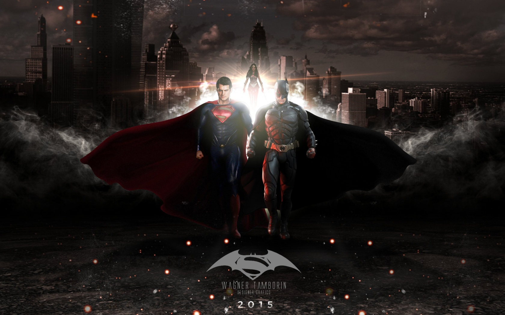 Batman v Superman Dawn of Justice 2016 Wallpapers HD Wallpapers 1680x1050
