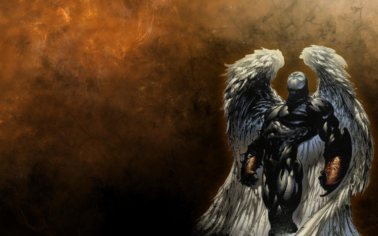 click Angel Spawn Wallpaper Hd image and save image as click save 1279x799